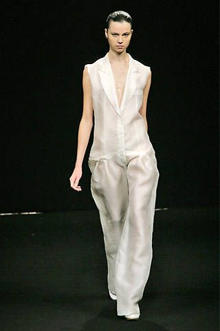 Anne ValÃ{{{copy}}}rie Hash Spring 2008 Ready-to-wear Collections - 001