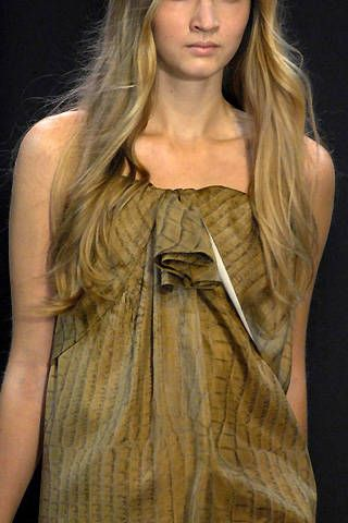 Barbara Bui Spring 2008 Ready-to-wear Detail - 001