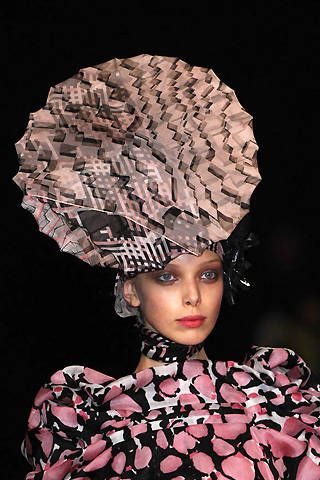Christian Lacroix Spring 2008 Ready-to-wear Detail - 001