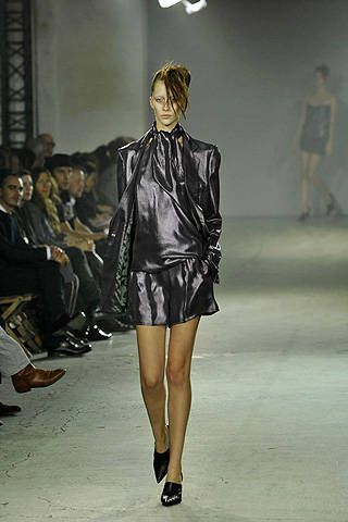 Haider Ackermann Spring 2008 Ready-to-wear Collections - 001