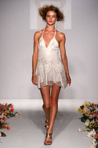 Julia Clancey Spring 2008 Ready-to-wear Collections - 001