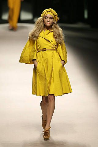 Sonia Rykiel Spring 2008 Ready-to-wear Collections - 001