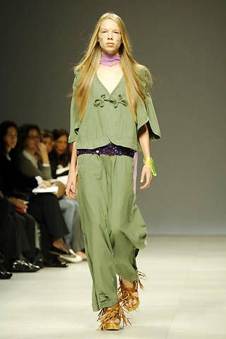 Zucca Spring 2008 Ready-to-wear Collections - 001