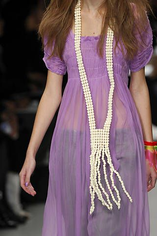 Zucca Spring 2008 Ready-to-wear Detail - 001