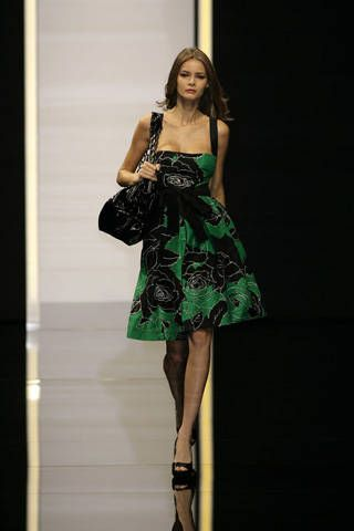 Elie Saab Spring 2008 Ready-to-wear Collections - 001