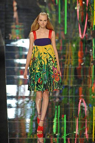 Kenzo Spring 2008 Ready-to-wear Collections - 001