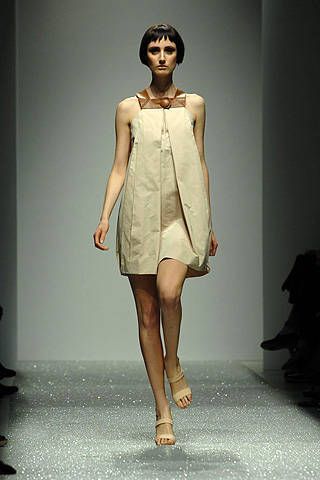 Martin Grant Spring 2008 Ready-to-wear Collections - 001