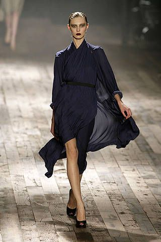 Lanvin Spring 2008 Ready-to-wear Collections - 001