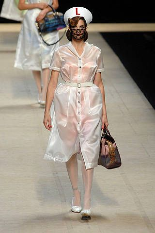 Louis Vuitton Spring 2008 Ready-to-wear Collections - 001