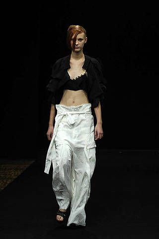 Moon Young Hee Spring 2008 Ready-to-wear Collections - 001