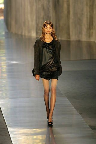 Nina Ricci Spring 2008 Ready-to-wear Collections - 001