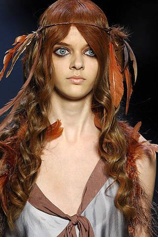 Nina Ricci Spring 2008 Ready-to-wear Detail - 001