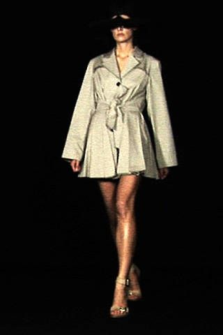 Hussein Chalayan Spring 2008 Ready-to-wear Collections - 001