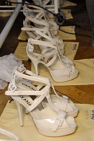 Boudicca Spring 2008 Haute Couture Backstage - 001