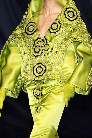 Christian Dior Spring 2008 Haute Couture Detail - 001