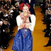 Christian Lacroix Spring 2008 Haute Couture Collections - 001