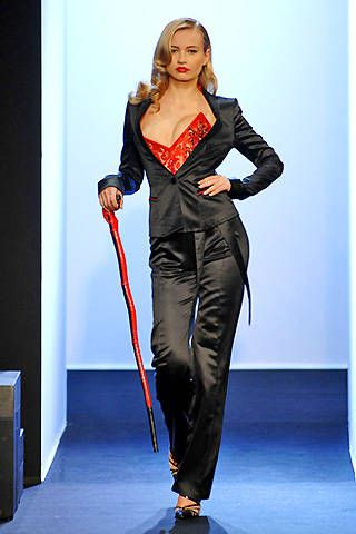 Eymeric Francois Spring 2008 Haute Couture Collections - 001