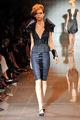 Giorgio Armani PrivÃ{{{copy}}} Spring 2008 Haute Couture Collections - 001