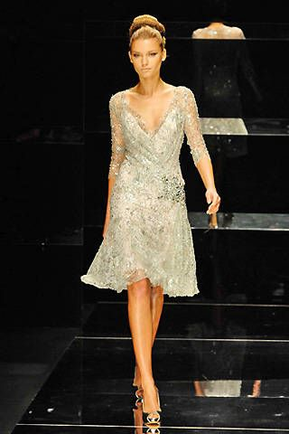 Elie Saab Spring 2008 Haute Couture Collections - 001