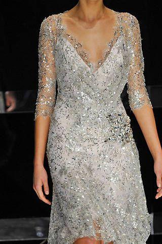 Elie Saab Spring 2008 Haute Couture Detail &#45&#x3B; 001