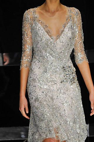 Elie Saab Spring 2008 Haute Couture Detail - 001