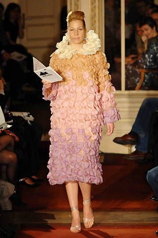 Alexis Mabille Spring 2008 Haute Couture Collections - 001