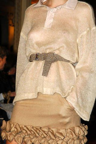 Alexis Mabille Spring 2008 Haute Couture Detail - 001