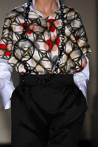 Jean-Paul Knott Spring 2008 Haute Couture Detail - 001