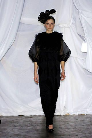Josep Font Spring 2008 Haute Couture Collections &#45&#x3B; 001