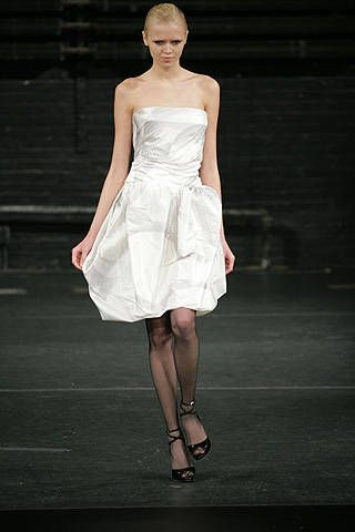 Douglas Hannant Fall 2008 Ready-to-wear Collections - 001