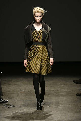 Yigal Azrouël Fall 2008 Ready-to-wear Collections - 001