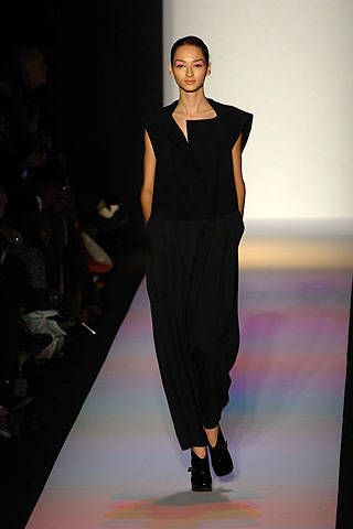 Alexandre Herchcovitch Fall 2008 Ready&#45&#x3B;to&#45&#x3B;wear Collections &#45&#x3B; 001