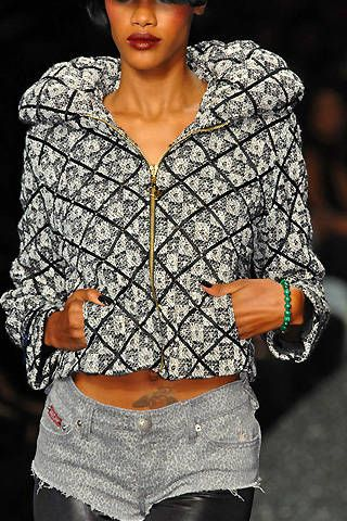 Baby Phat Fall 2008 Ready-to-wear Detail - 001