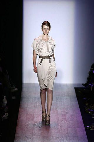 BCBG Max Azria Fall 2008 Ready-to-wear Collections - 001