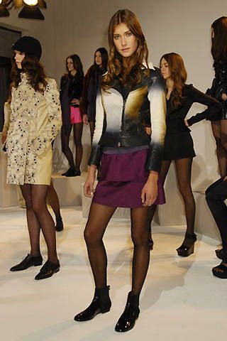 Elise Overland Fall 2008 Ready&#45&#x3B;to&#45&#x3B;wear Collections &#45&#x3B; 001
