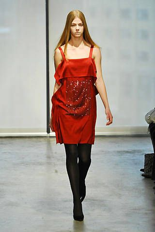 Jeremy Laing Fall 2008 Ready-to-wear Collections - 001