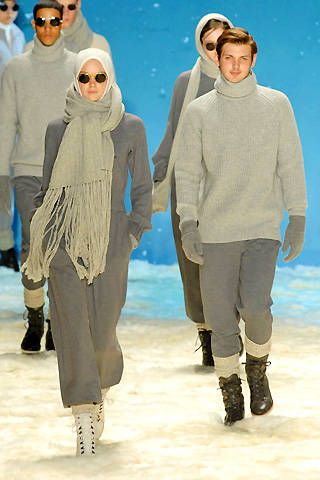 Lacoste Fall 2008 Ready&#45&#x3B;to&#45&#x3B;wear Collections &#45&#x3B; 001
