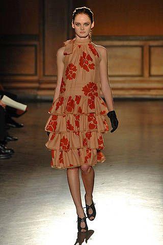 Sari Gueron Fall 2008 Ready-to-wear Collections - 001