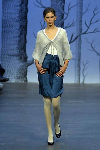 Adam Lippes Fall 2008 Ready-to-wear Collections - 001