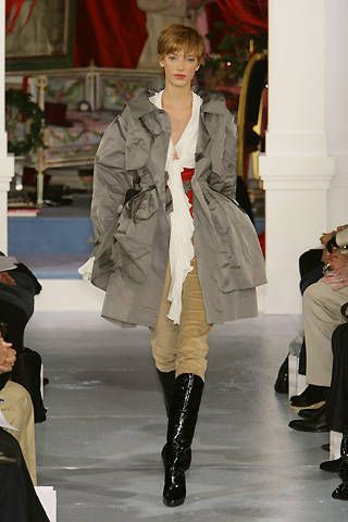 Charles Nolan Fall 2008 Ready-to-wear Collections - 001