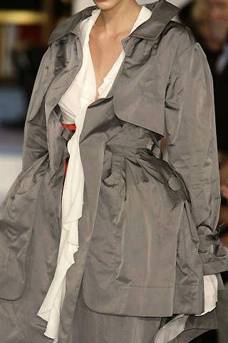 Charles Nolan Fall 2008 Ready-to-wear Detail - 001