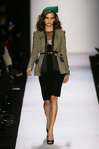 Diane von Furstenberg Fall 2008 Ready-to-wear Collections - 001
