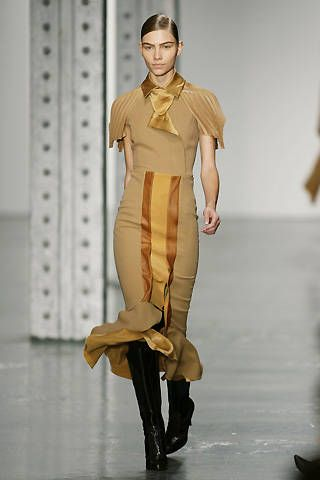 Jonathan Saunders Fall 2008 Ready-to-wear Collections - 001