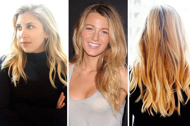 Blake lively hair lessons of hair extensions urmus Image collections