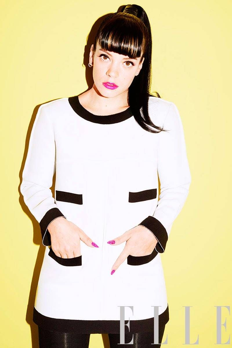 The Sweetly Subversive Lily Allen on Her Big Comeback