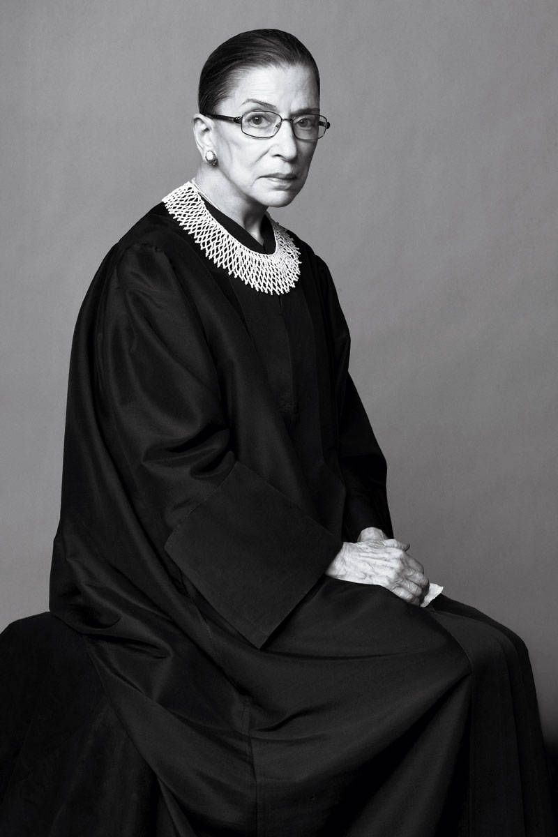 Supreme Court Justice Ruth Bader Ginsburg I M Not Going Anywhere
