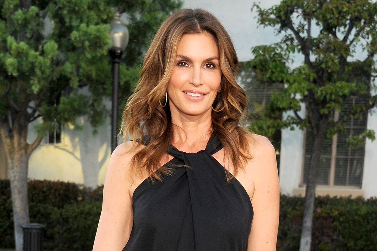 Cindy Crawford Shares Her Beauty Secrets