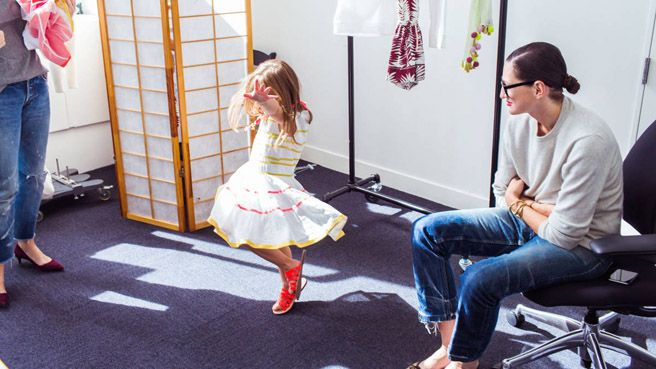 J. Crew Taps 4-Year-Old Designer for Kids Collection