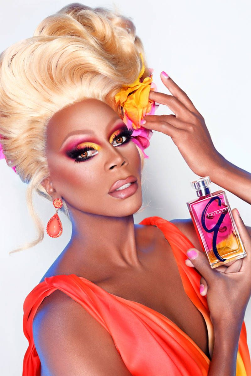 Color Revolution Makeup Rupaul