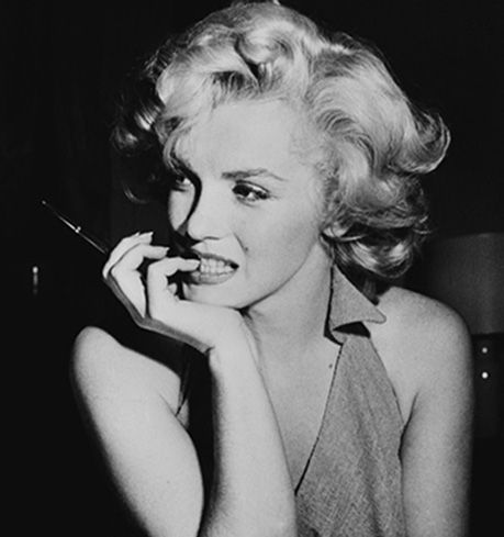 confession growing up i wasnt a big marilyn monroe fan in a world where everyone seems to be team marilyn or team audrey i chose not to emotionally